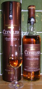 Clynelish-1991 Distillers Edition