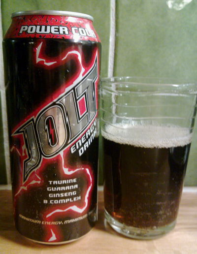 Jolt Energy Drink