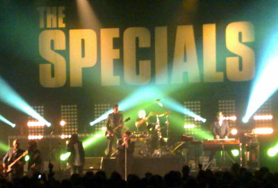 The Specials in Stockholm