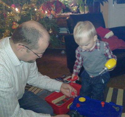 En extra julafton