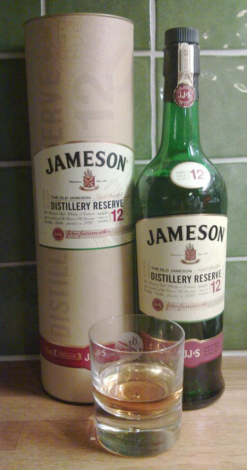Jameson Distillery Reserve