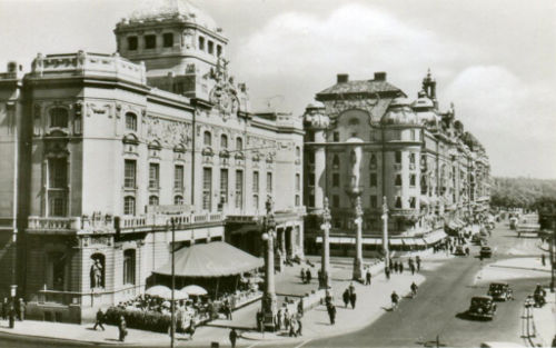 Kungl Dramatiska Teatern 1930-tal