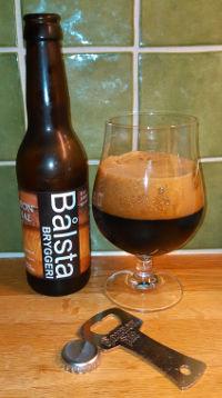 Bålsta Eklöws Bourbon Imperial Stout