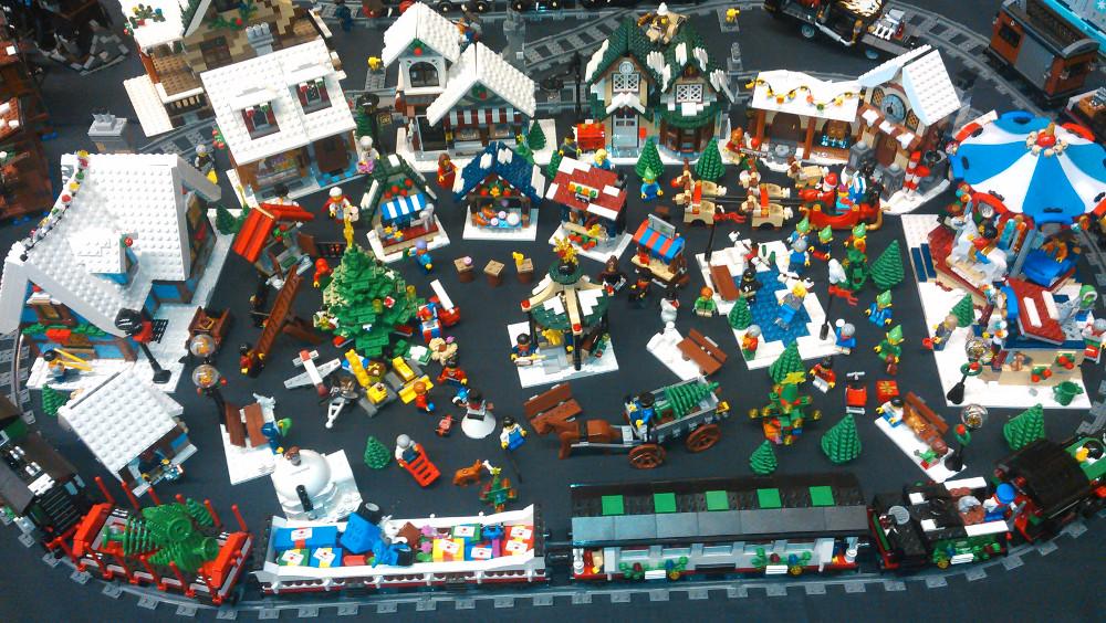 Lego nissar
